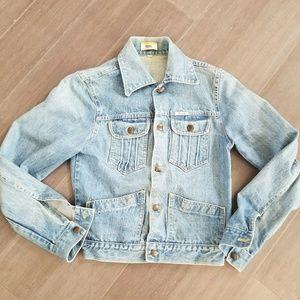 Vintage Cotler jean jacket